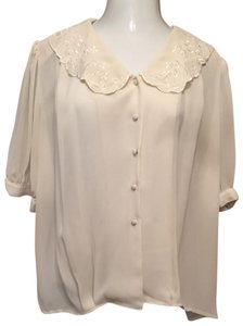 Rhoda Lee Top Cream