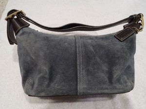 Coach Convertible Strap Hobo Bag