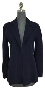 Chanel Navy Blue Jacket
