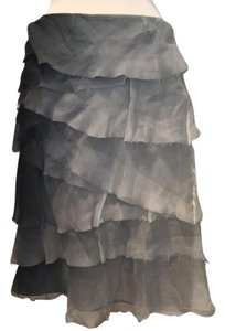 Prada Skirt Light and dark grey
