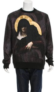 Givenchy Pullover Madonna Men Top Black