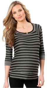 Pea in a Pod Pea In A pod Stripes Sweatshirt Tee