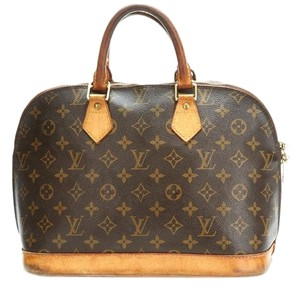 Louis Vuitton Alma Pm Canvas Cross Body Bag