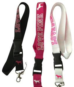 Victoria's Secret Victoria Secret PINK Lanyards 3pcs Bundle