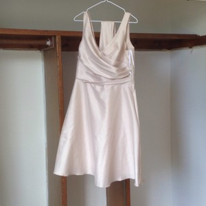 Alfred Sung Champagne Dress
