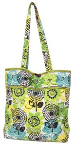 Vera Bradley Toggle Button Shoulder Bag