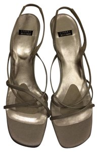 Stuart Weitzman Silver/gray Formal