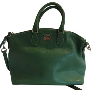 Dooney & Bourke Satchel in Green