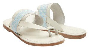 TOMS Dove leather Sandals