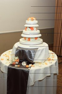 & Other Stories Grey 14 Satin Table Runners Reception Decoration