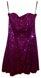 Jessica McClintock Sequin Sparkle Formal Prom Dress
