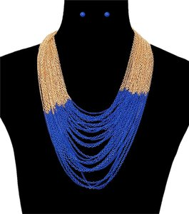 Other Color Chain Necklace Set