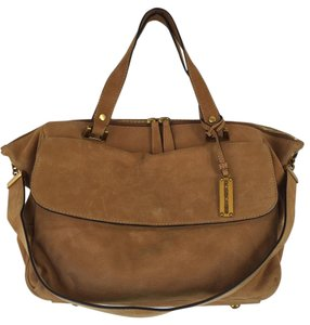 Rabeanco Leather Designer Soft Suede Pocket Shoulder Bag