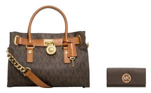 Michael Kors Next Day Shipping Tote in Brown