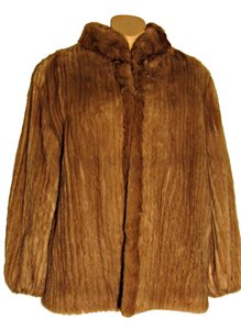 Fur Tan Coat