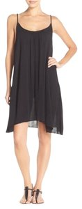 Elan Scoop Back Slipdress/Elan Cover-up