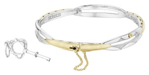 Tacori New (without tags) Tacori 18k925 Medium Promise Bangle Bracelet