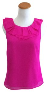 J.Crew Top Bright magenta / Hot pink