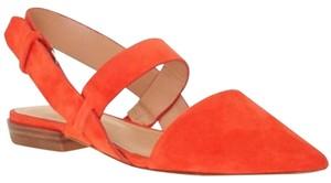 Sigerson Morrison Orange Flats