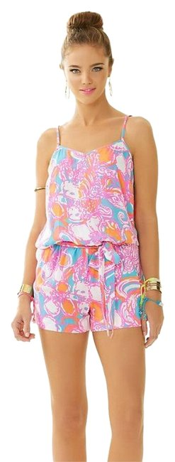 Item - Feeling Tanked Romper Never Worn Activewear Bottoms Size 4 (S, 27)
