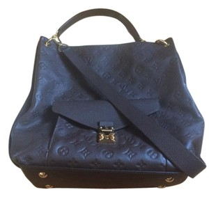 Louis Vuitton Empreinte Hobo Bag