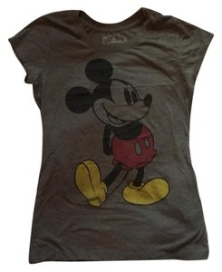 Disney T Shirt Grey/Multi