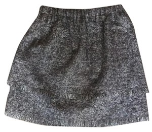 Dolce&Gabbana Mini Skirt Black and white