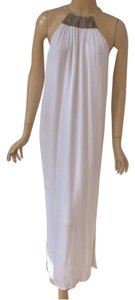 White Maxi Dress by Tangerine NYC