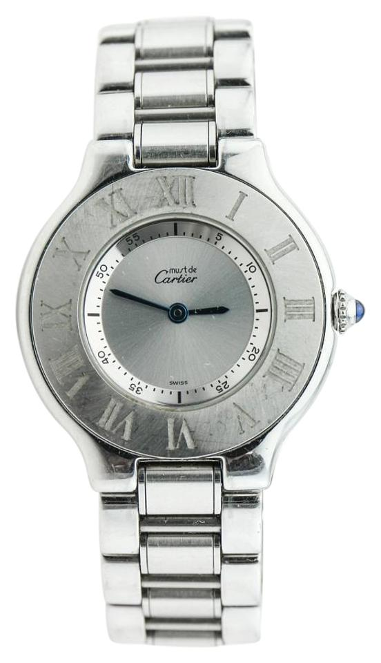 372fc055ff04 Cartier   Must De 21 Ladies Watch - Tradesy