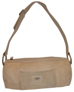 UGG Australia Refurbished Sheepskin Shoulder Bag