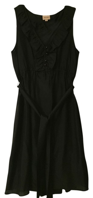 Ella Moss Silk Ruffle Dress
