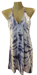 Victoria's Secret short dress Tie Dye Baby Doll Halter on Tradesy