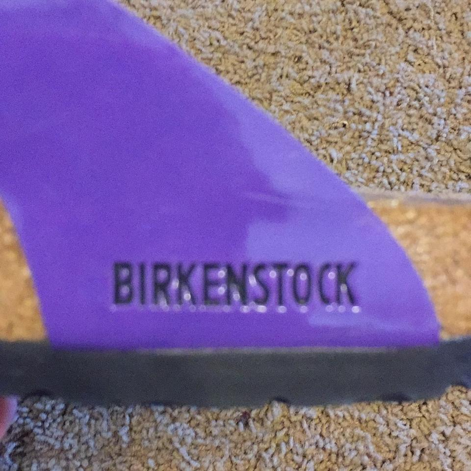 Birkenstock Purple Gizeh Sandals Size Us 9 Regular M B Tradesy Sendal Flat Lisa 12345678910