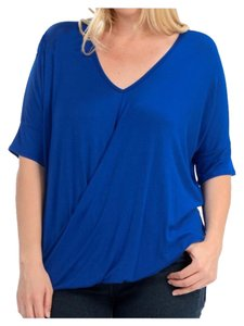 Other Blouse Plus Size Curvy Draped Loose Tunic