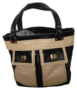 Kate Spade Navy Spectator Two Tote in Navy/Cream