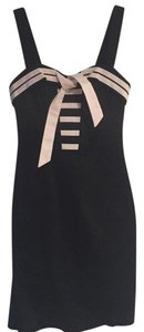 Betsey Johnson short dress Black, White on Tradesy