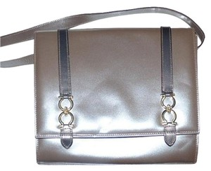 Salvatore Ferragamo Mint Vintage Cross Body Bag