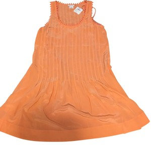 Club Monaco short dress Orange on Tradesy
