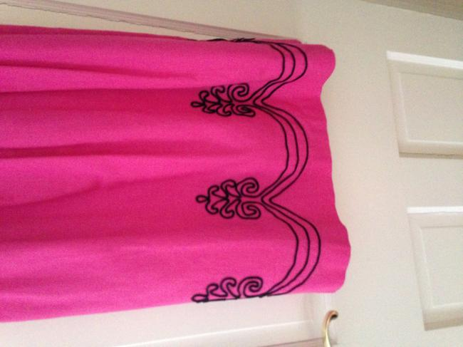 Lilly Pulitzer And Black Beaded Dress Image 2