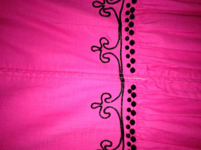 Lilly Pulitzer And Black Beaded Dress Image 5