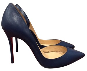 Christian Louboutin Iriza Stiletto blue Pumps