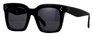 "Céline ""NEW"" CELINE CL 41076 S 807 Classic CELINE BLACK OVERSIZED Sunglasses ""FREE 3 DAY SHIPPING"""