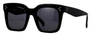 "Céline ""NEW"" CELINE CL 41076/S 807 Classic CELINE BLACK OVERSIZED Sunglasses ""FREE 3 DAY SHIPPING"""