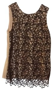 Neiman Marcus Top black/beige