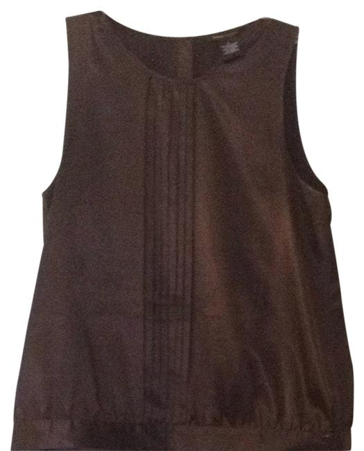 Preload https://item1.tradesy.com/images/bcbgmaxazria-brown-tank-topcami-size-8-m-1751485-0-0.jpg?width=400&height=650