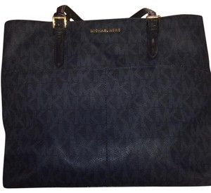 Michael Kors Tote in Dark Blue