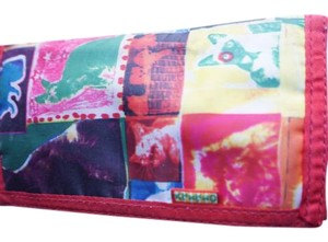 Oilily Wristlet in Red multicolor