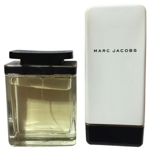 Marc Jacobs MARC JACOBS - CLASSIC PERFUME SET - 3.4 OZ EAU DE PARFUM + 5.1 OZ BODY LOTION