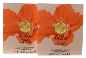 Vince Camuto 2X - VINCE CAMUTO - BELLA - Eau de PARFUM - Perfume Spray Sample / Travel Size