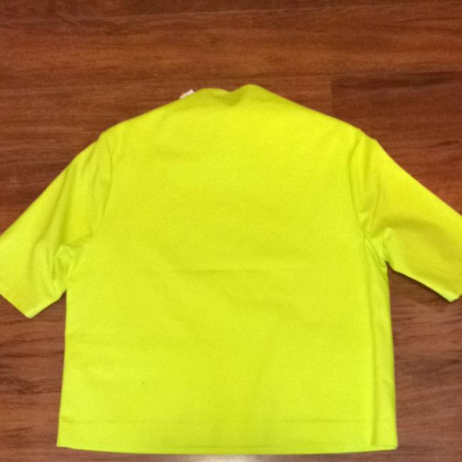 Kate Spade Top Chartreuse